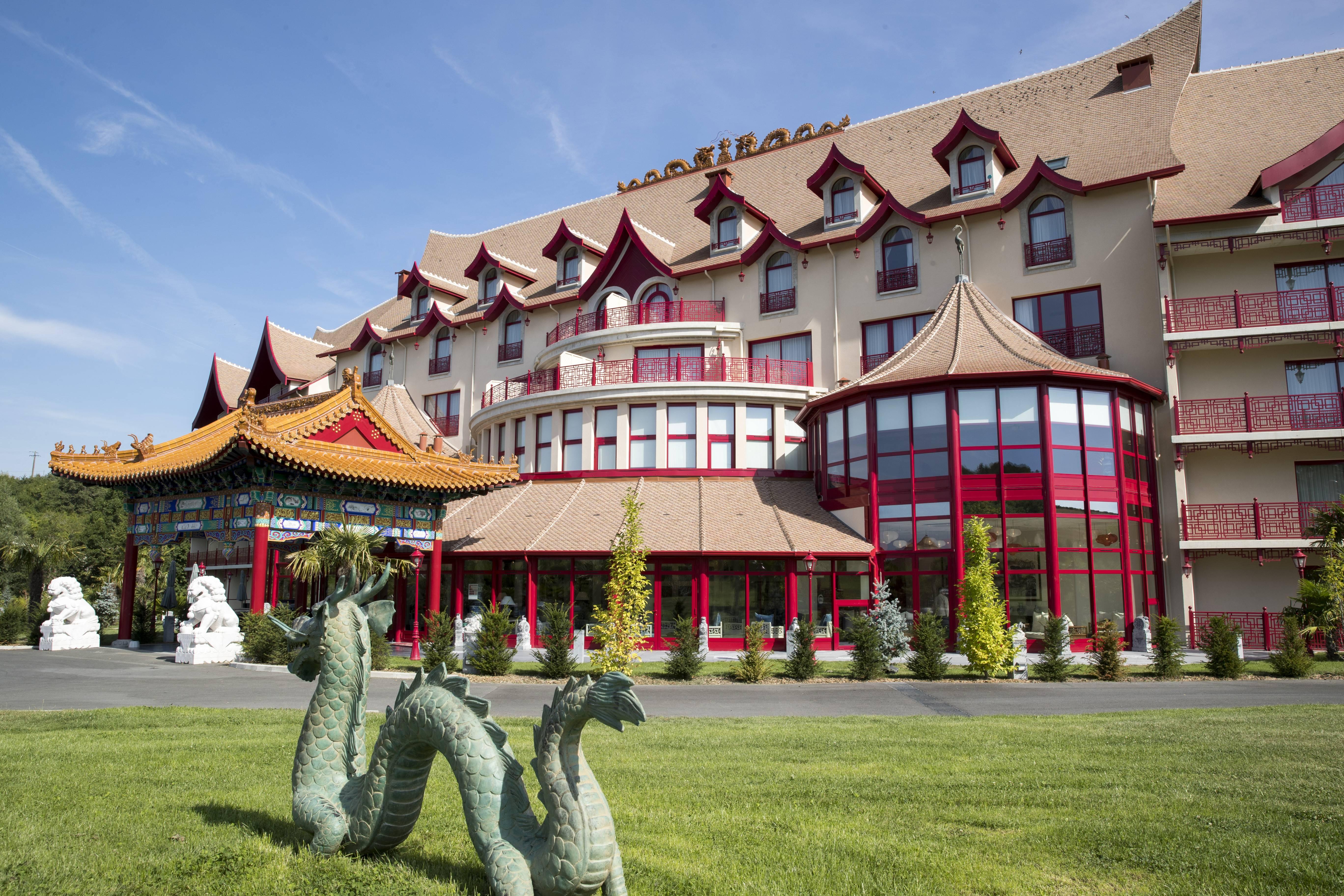 Place aux festivit s de fin d 39 ann e beauval actus for Appart hotel zoo de beauval