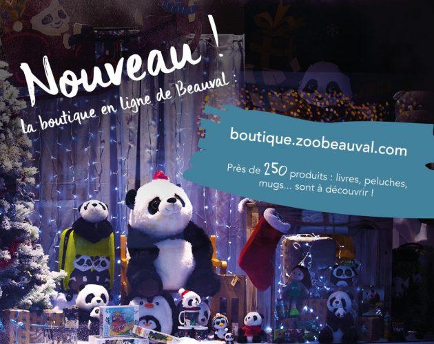 'est officiel : notre nouvelle e-boutique est en ligne ! Elle rassemble près de 250 produits imaginés par nos équipes (mugs, peluches, médailles, jeux, etc.). Retrouvez un large choix de produits à l'effigie des animaux du ZooParc de Beauval. Pour qui allez-vous craquer ? ? Venez la découvrir juste ici : https://boutique.zoobeauval.com/.