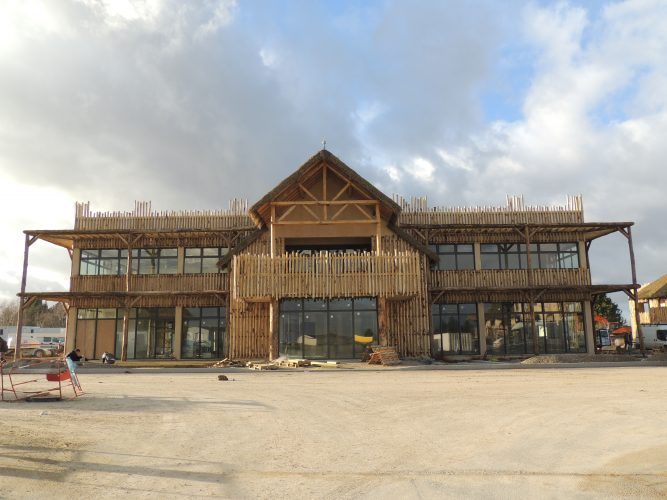 Nouvel h tel les hauts de beauval beauval actus for Hotels de beauval