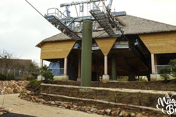 Des nouvelles de la télécabine Le Nuage de Beauval - ZooParc de Beauval