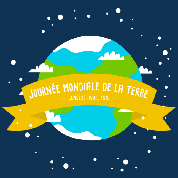 Journée mondiale de la Terre 2019