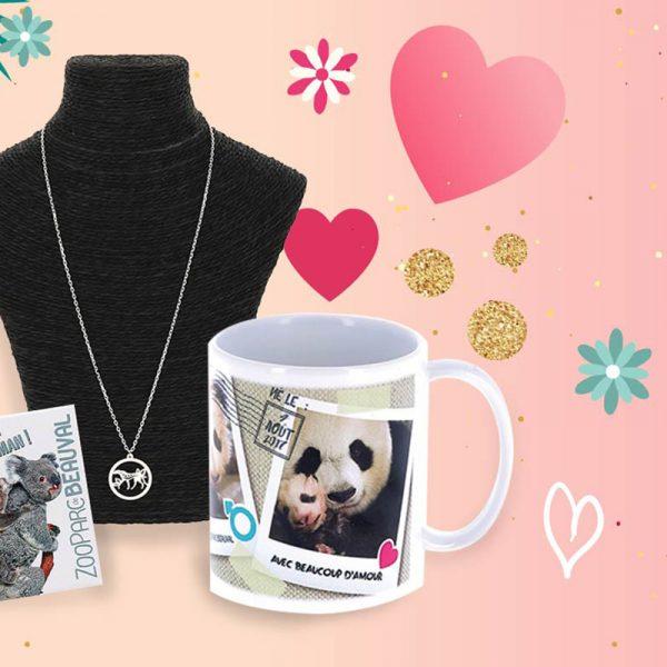 Pour la fête des mères, pensez à la boutique et ses univers - ZooParc de Beauval