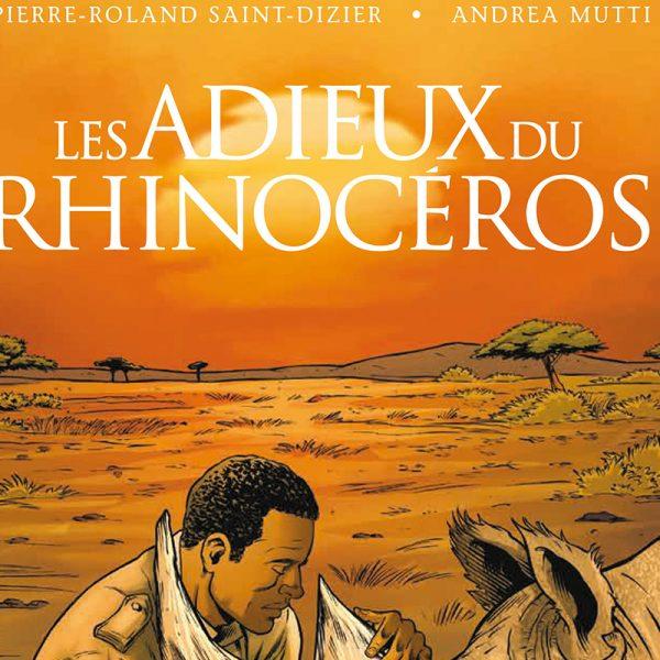 Les Adieux du Rhinocéros – Une BD AFdPZ