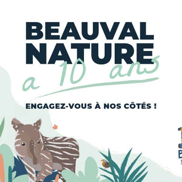 Beauval Nature a 10 ans ! Participez aux festivités - ZooParc de Beauval