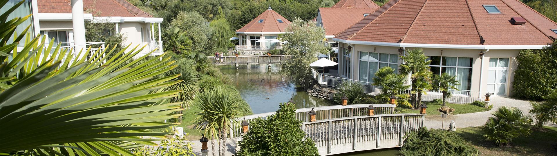 Hôtel Jardins de Beauval