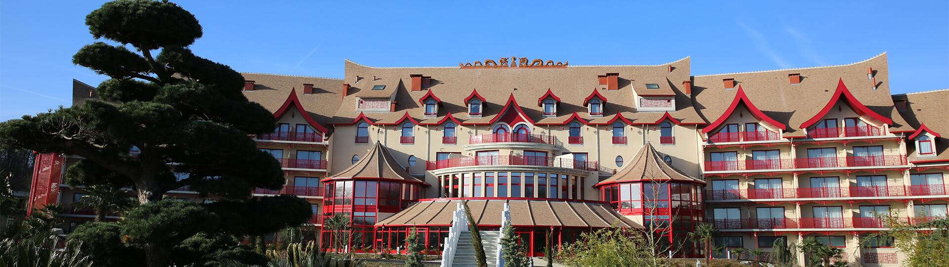 Hôtel Pagodes de Beauval